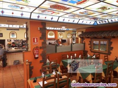 Bar restaurante en alquiler de 207m² en la zona de atocha
