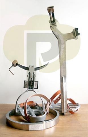 Bicicleta Poda Palmeras Equipamiento Poda Palmeras
