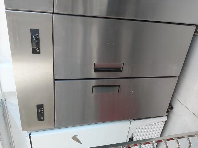 Nevera Armario de Refrigeracion Congelacion Puerta Cristal