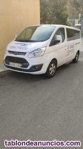 Se vende licencia de taxi + vehículo