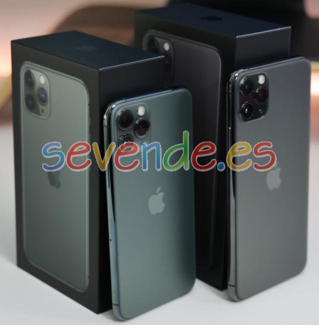 Apple iPhone 11 Pro y iPhone 11 Pro Max