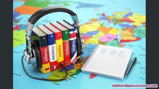 Clases de francés y/o de español