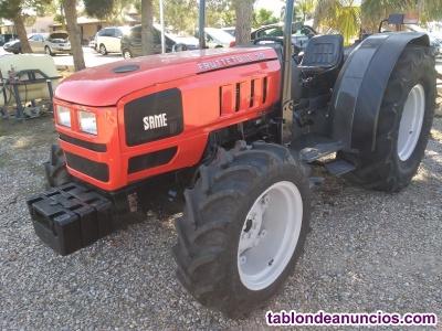 Tractor frutero same frutteto 75