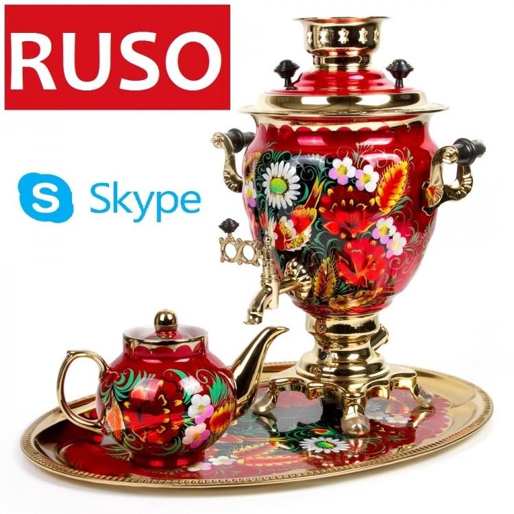 CLASES DE RUSO por Skype CON PROFESORA NATIVA
