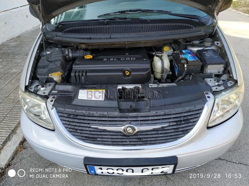 Chrysler gran voyager 2.5 crd se