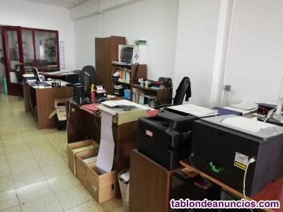 Vendo mobiliario de oficina