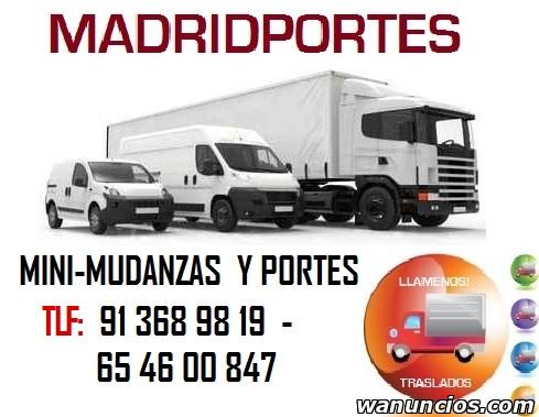 MUDANZAS ECONOMICAS EN PINTO Y NACIONALES - Madrid