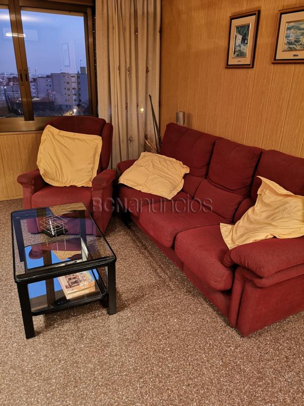 Conjunto sofa y 2 sillones