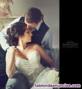 Modelo para casting (shotting de boda)