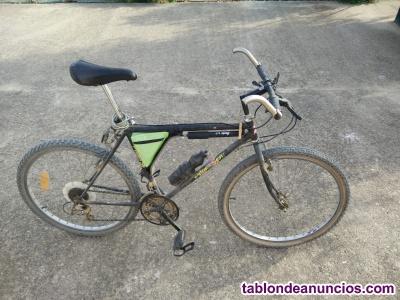 Se vende bici mountain bike de 26''