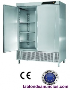 Armario refrigeracion acero inox serie snack