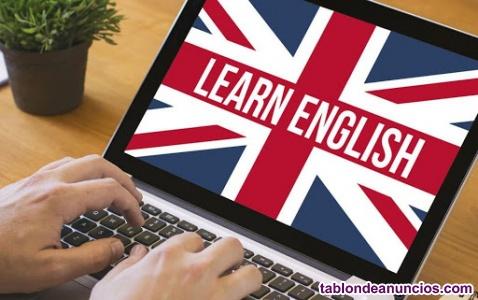 Clases de inglés online o presenciales