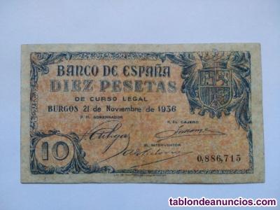 Restauracion de billetes antiguos