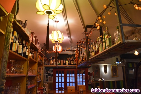Traspaso barrio sur bar/restaurante