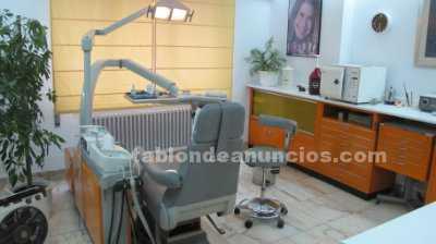 Alquiler o venta de clínica dental