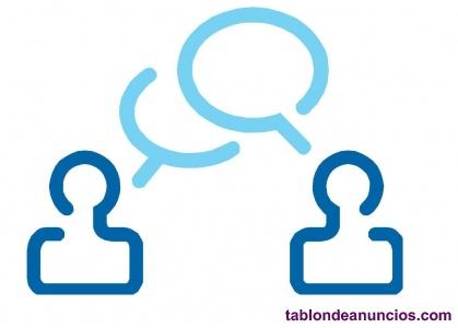 Clases de conversación español · let's speak spanish!