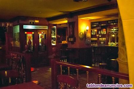 Se vende cerveceria irlandes pub