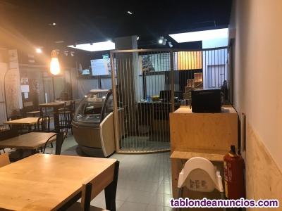 Traspaso restaurante en la zona de rambla de sabadell