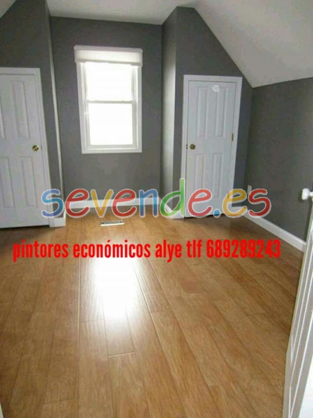 Pintores economicos en alcorcon  a