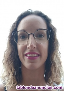 Profesora de inglés de infantil y primaria, especializada