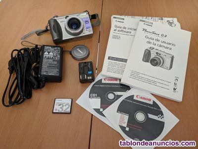 Canon g3 powershot