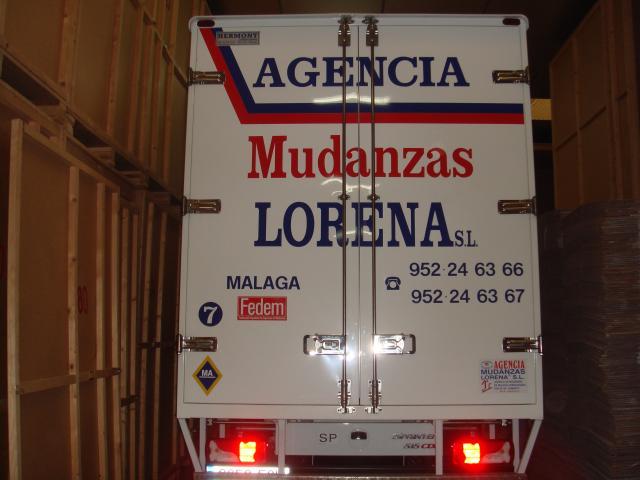 MUDANZAS LORENA-PORTES ECONOMICOS PEQUEÑAS MUDANZAS
