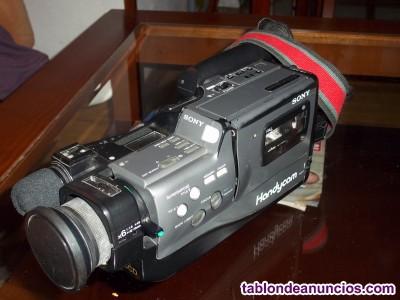 Cámara de video 8mm