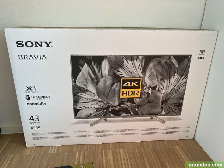 Sony smart tv android de 49 x950h serie 4k uhd hdr full