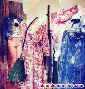 Traspaso de tienda de moda
