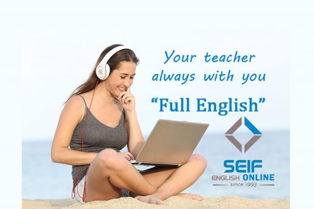 Clases de inglés online o presenciales. Verano