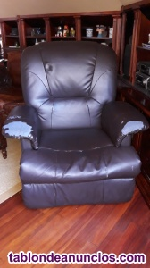 Sillon relax chocolate