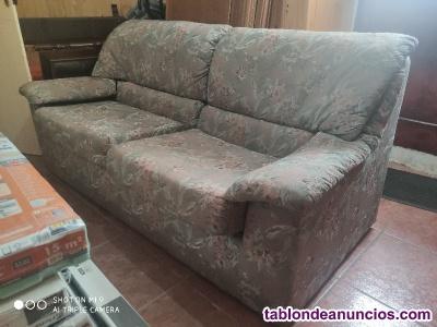 Sofá con sillones a juego, regalo fundas