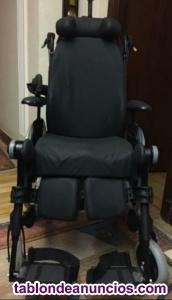 Venta de silla de ruedas basculante y reclinable Rea
