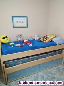 Dormitorio en perfecto estado