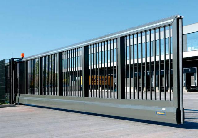 Puertas industriales para el sector público
