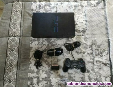 Se vende PlayStation 2