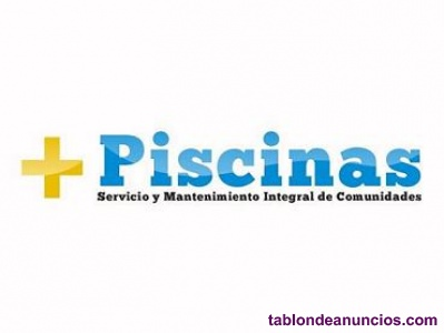 URGE SOCORRISTA Piscinas Verano  - Colmenar Viejo