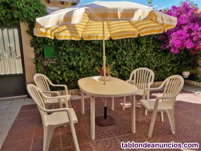 Venta de muebles para jardin o terraza