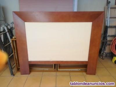 Chollo dormitorio de madera diseño moderno a estrenas
