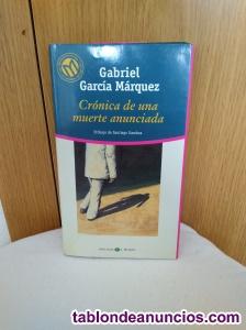 Crónica de una Muerte Anunciada de Gabriel García Márquez