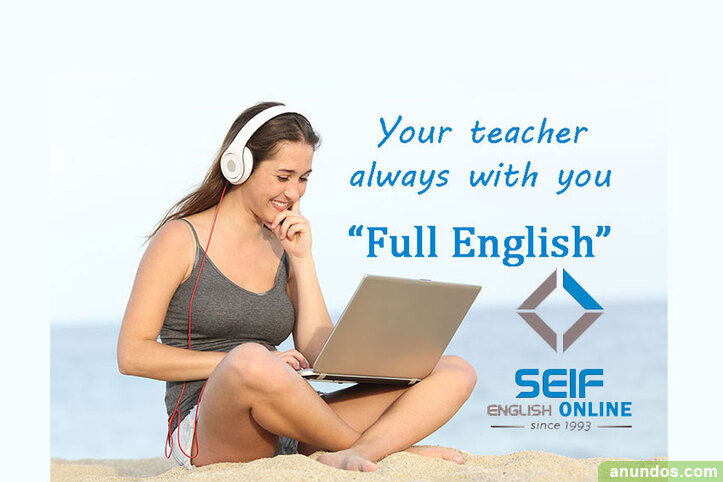 Cursos de inglés todo el verano . online y presenciales