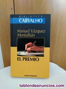 El Premio de Manuel Vázquez Montalbán