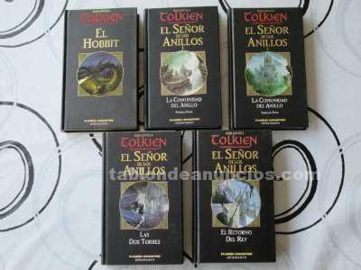 El hobbit, el señor de los anillos