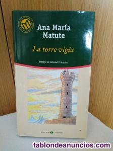 La Torre Vigía de Ana María Matute