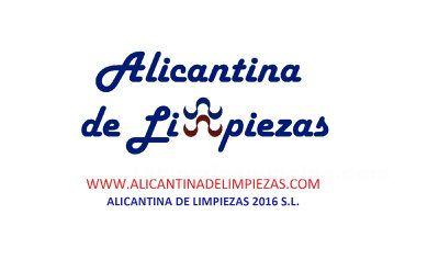 Alicantina de Limpiezas  S.L.Servicio de Limpiezas y