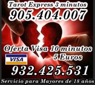 ALMA CORTEZ Tarot Express 3 Minutos