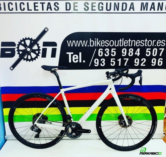 Bicicleta Orbea Avant M10i Team Disc De Test Impec