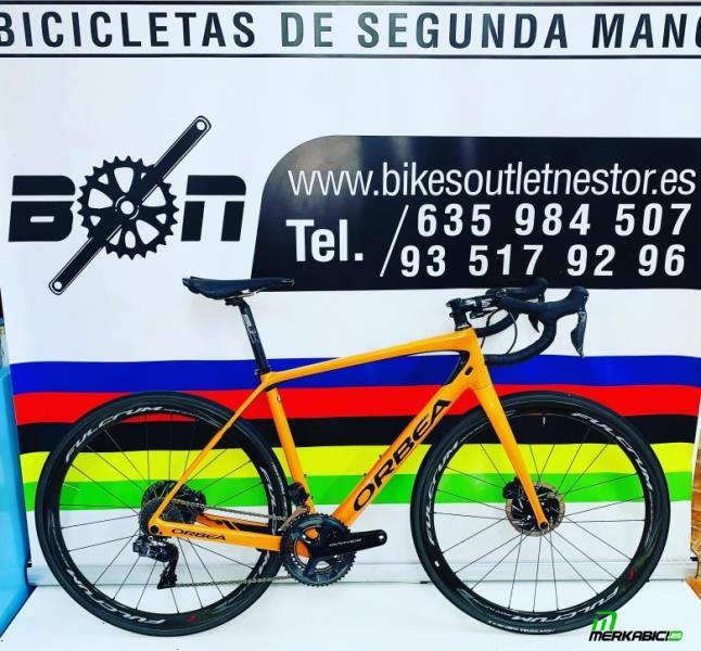 Bicicleta Orbea Avant M10i Team Disc Test