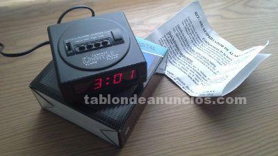Despertador de alarma digital envío incluido