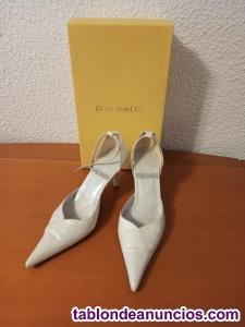 Zapatos de novia o fiesta